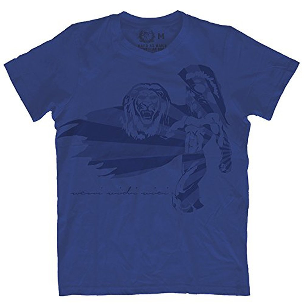 VVV Fight Co - Pledge Blue T-Shirt