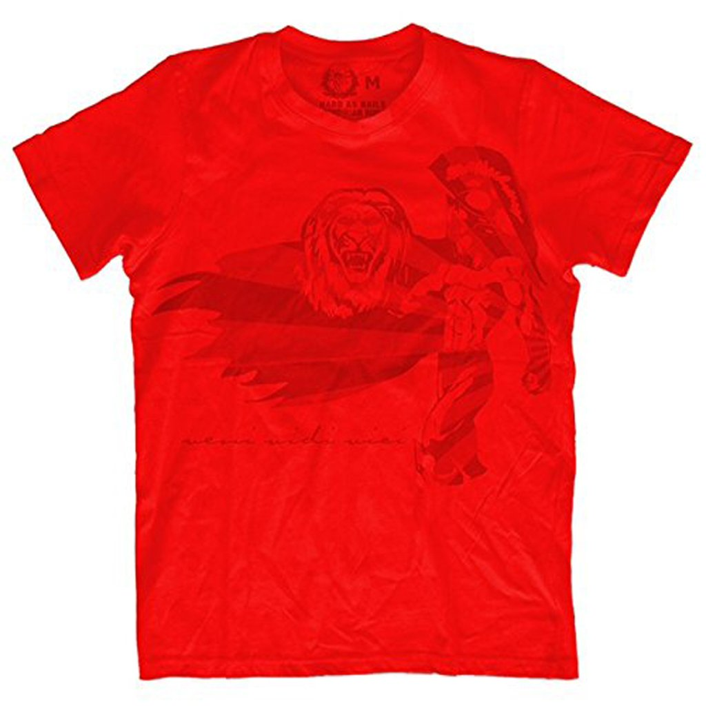 VVV Fight Co - Pledge Red T-Shirt
