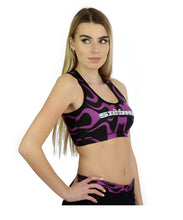 Load image into Gallery viewer, Sicchic Cage Cutie Sports Bra
