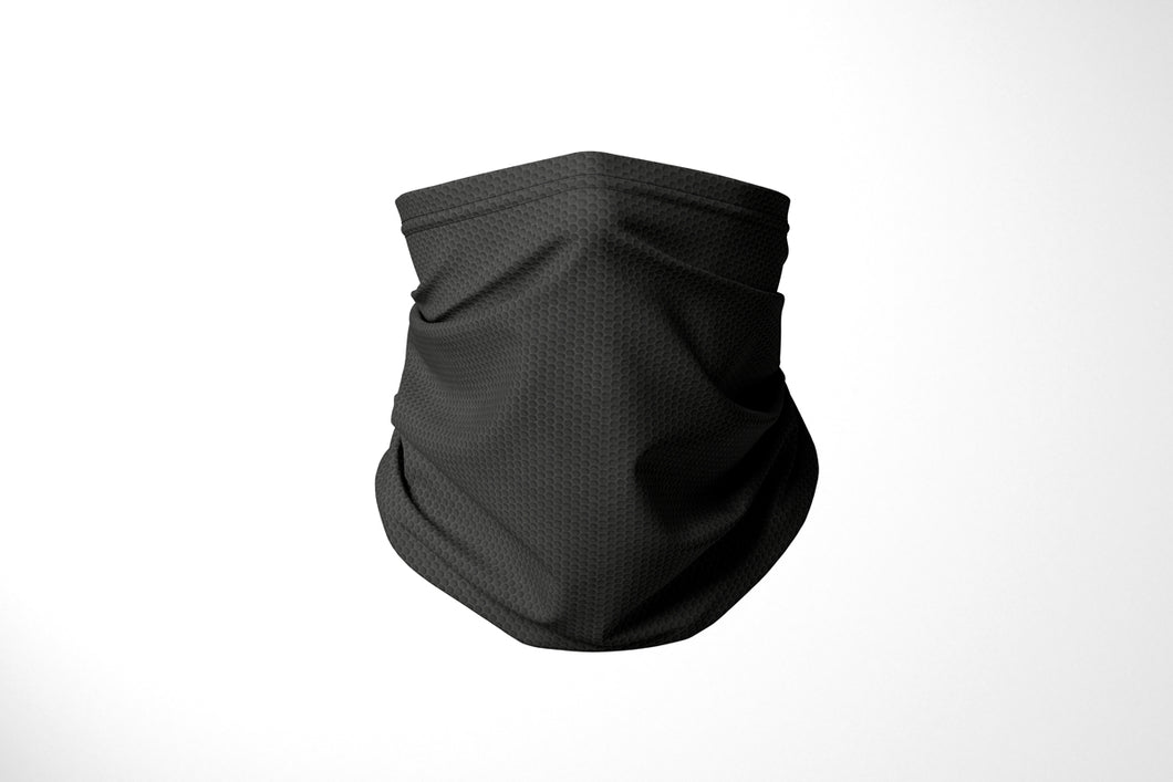GrapplersPlanet Neck Gaiter: Carbon Fiber1