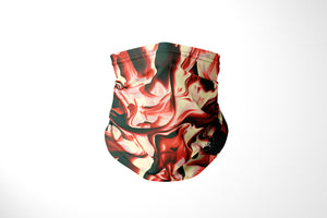 GrapplersPlanet Neck Gaiter: Abstract1