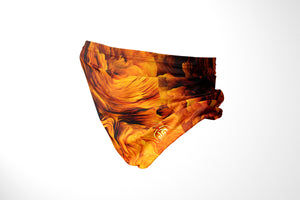 GrapplersPlanet Neck Gaiter: Abstract2