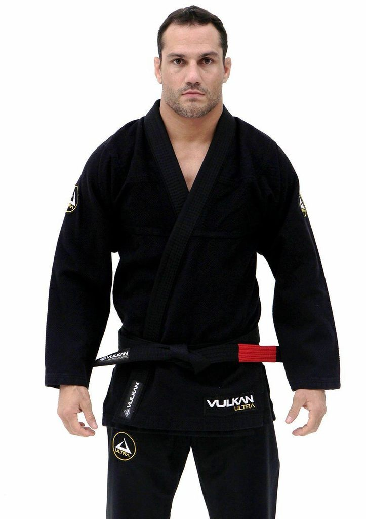 ULTRA LIGHT NEO JIU JITSU GI (BLACK)