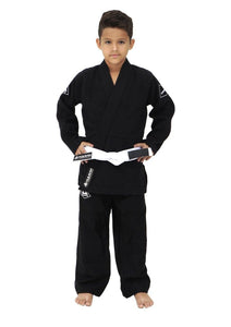 PRO EVOLUTION KIDS JIU-JITSU GI (BLACK)