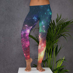 Women's GrapplersPlanet Space-1 Leggings