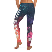 Load image into Gallery viewer, Women's GrapplersPlanet Space-1 Leggings