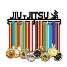 Load image into Gallery viewer, Jiu Jitsu Medal Display Hanger