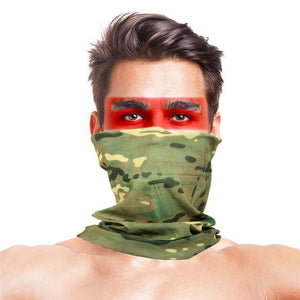 Bicycle Training Face Mask