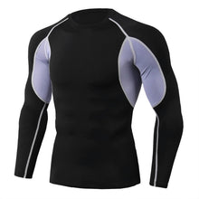 Load image into Gallery viewer, MMA Long Sleeve Compression Training T-Shirt