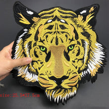 Load image into Gallery viewer, Big Tiger Embroidery Patch for Clothing