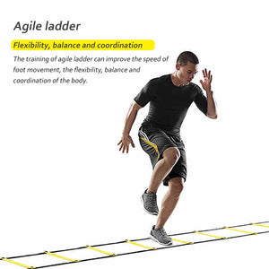 Foot Speed/Agility Ladder (3M / 4M / 6M)