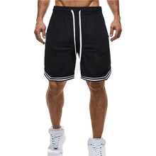 Load image into Gallery viewer, Striped Basketball Shorts