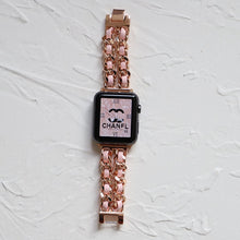 Load image into Gallery viewer, New Strap For Apple Watch 6 5 4 3 Band  Stainless Steel