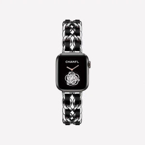 New Strap For Apple Watch 6 5 4 3 Band  Stainless Steel