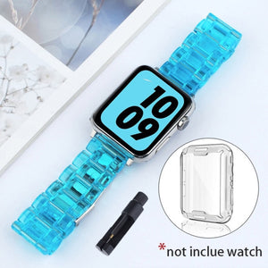 Watch strap case for apple watch 6 5 4 band 42mm 38mm
