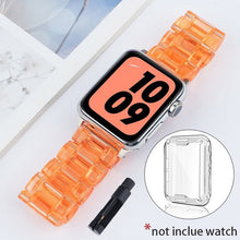 Load image into Gallery viewer, Watch strap case for apple watch 6 5 4 band 42mm 38mm