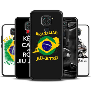 BJJ Brazilian Jiu Jitsu Case For Xiaomi Redmi All Models