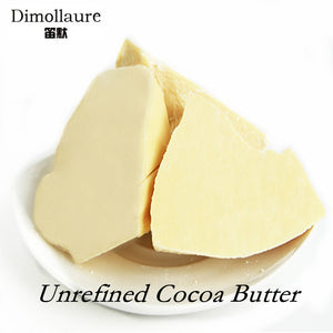 Pure Cocoa Butter Raw Unrefined Cocoa Butter