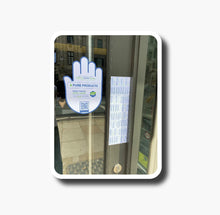 Load image into Gallery viewer, DOOR PUSH PACK - Safe Touch Safety Guards