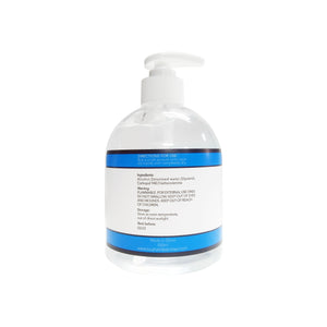 500ml Hand Sanitiser - 70% ALCOHOL