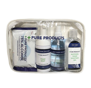 Alcohol Sanitiser Travel Set