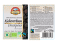"Organic Fairtrade Chickpeas black ""Eclipse"""