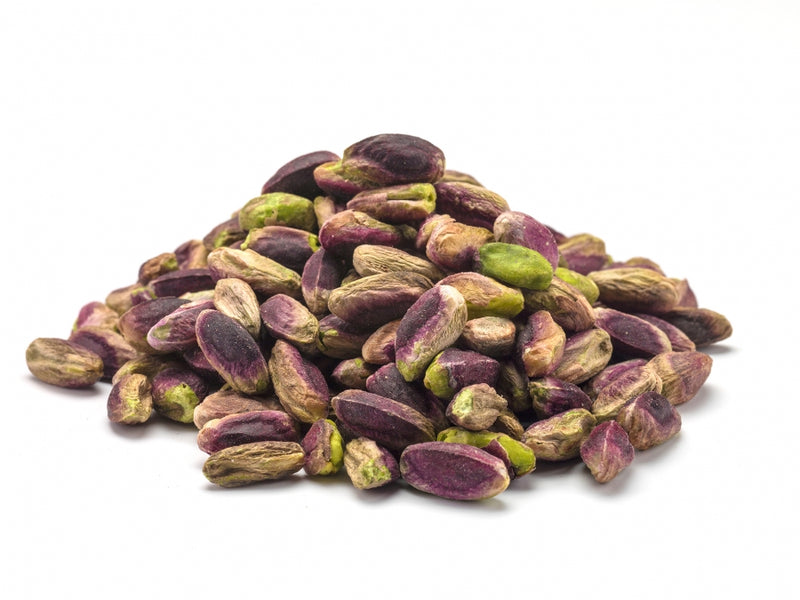 Organic Sicilian Pistachio Kernels Green with Skin