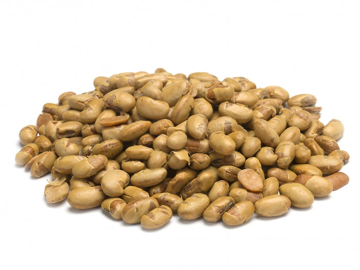 Austrian organic roasted salted soy beans gluten free