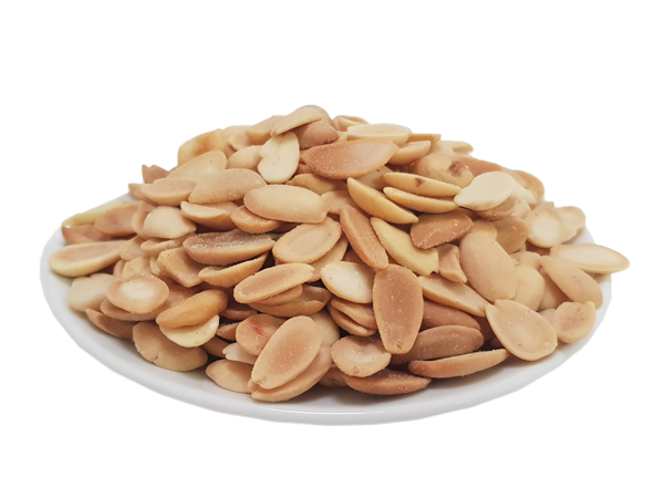 Organic Fairtrade Garlic Almonds