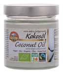 Organic FAIRTRADE Coconut oil extra virgin