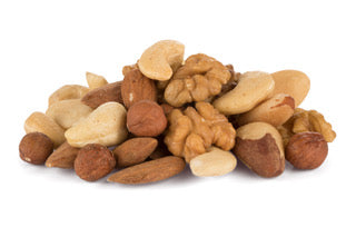 Organic Nut Mix of 5 unroasted raw nuts