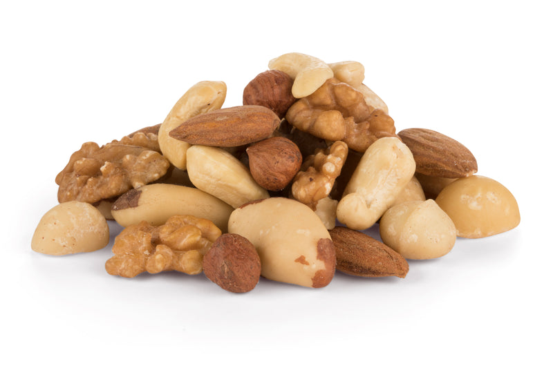 Organic Nut Mix of 7 unroasted raw nuts