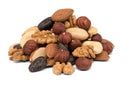 Organic Nut Mix of 5 unroasted raw nuts with cocoa beans