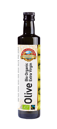 Organic FAIRTRADE Olive Oil Nabali