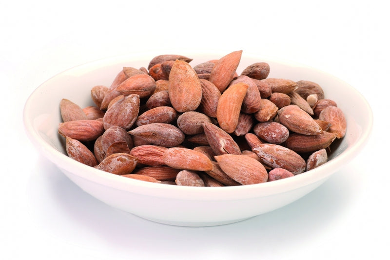 Organic Almonds roasted salted FAIRTRADE