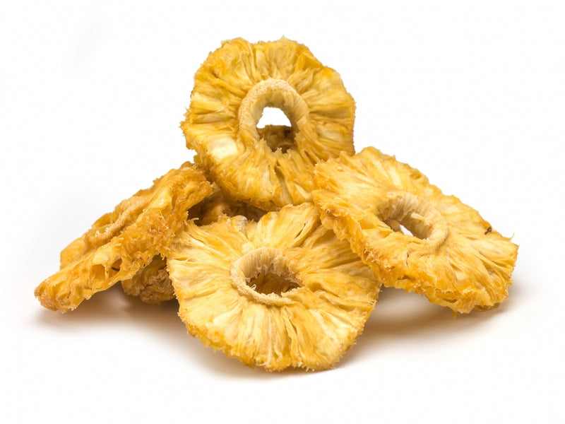 Organic FAIRTRADE Pineapple rings