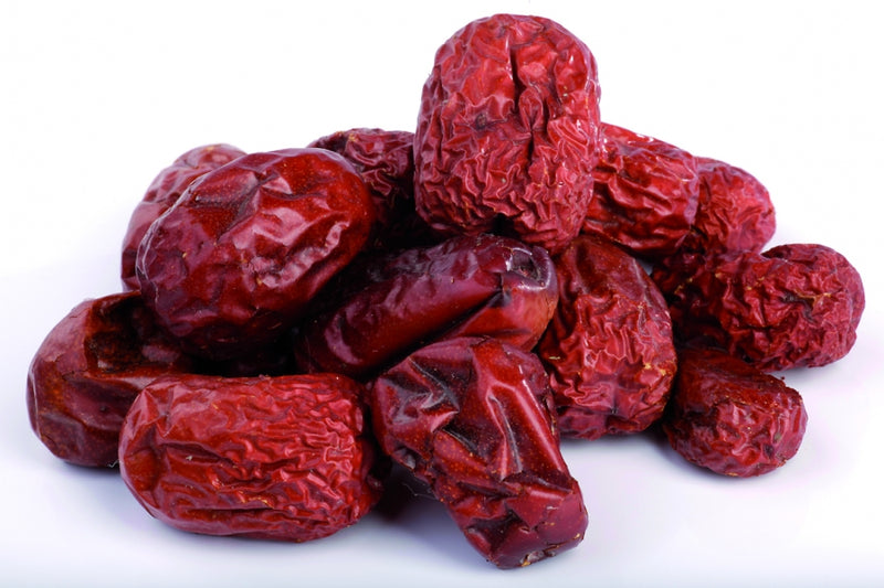 Organic Jujube Red Date Berry
