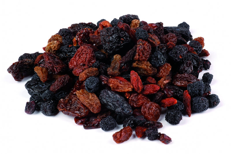 Organic FAIRTRADE Cherry Berry Raisin