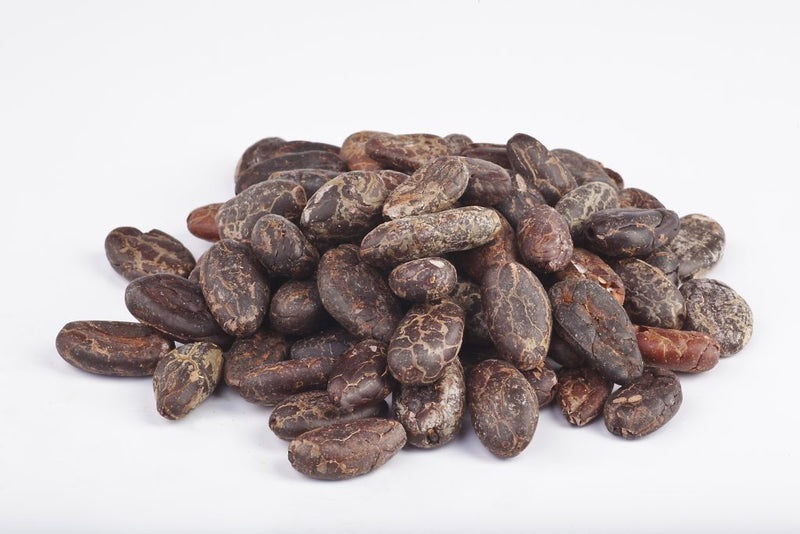 Organic Cacao Beans Peeled