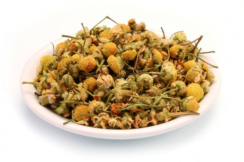 Organic Chamomile Blossoms loose tea