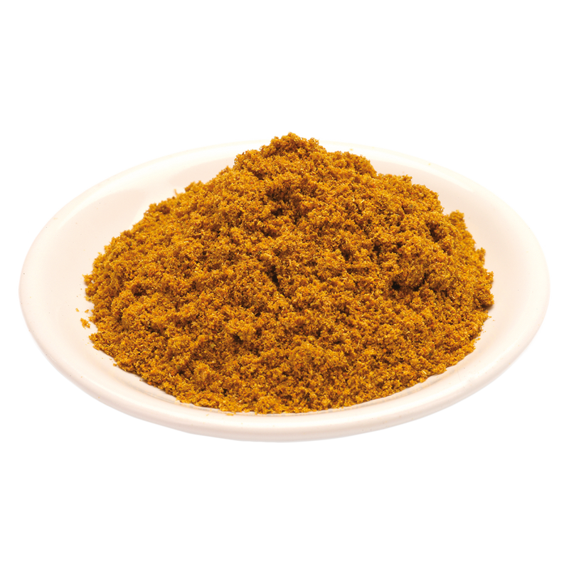 Organic Curry powder mild Fairtrade