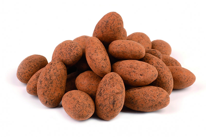 Organic Dark Chocolate Almonds 100% FAIRTRADE