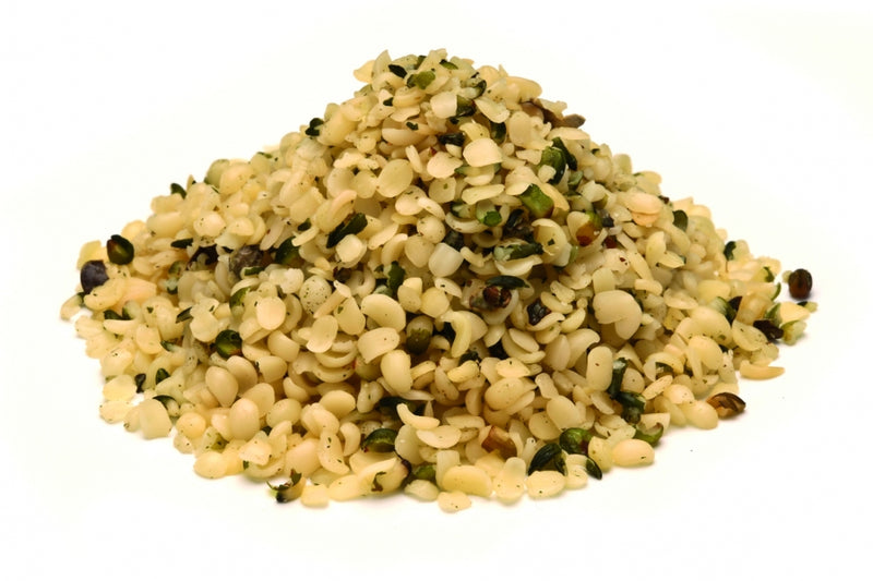 Organic Hulled Hemp Seeds Austria