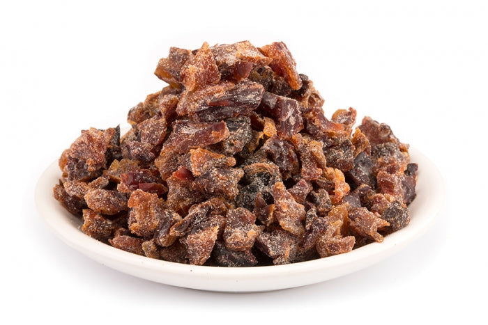 Organic Prunes wild diced with rice flour