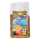 Organic FAIRTRADE sesame brown