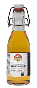 Black cumin caraway seed oil organic Fairtrade