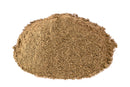 Sesame protein flour defatted powder organic Fairtrade gluten free low-carb protein