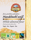 Finely ground White almond flour Fairtrade gluten free