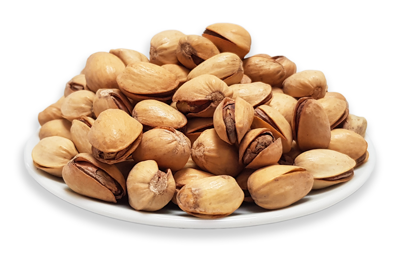 Pistachios inshell jumbo organic roasted salted
