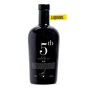 5TH Black Air Gin 0,7L (40% Vol.)